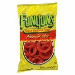 Funyuns Onion Flavored Rings Hot