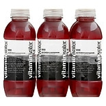 Glaceau Vitaminwater Nutrient Enhanced Beverage 6 Pack 16.9 oz Bottles Acai-Blueberry-Pomegranate