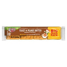 Keebler Sandwich Crackers Toast and Peanut Butter