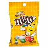 M&M's Chocolate Candies Peanut Milk Chocolate