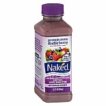 Naked Protein Juice Smoothie 15.2 oz Bottle Berry