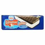 Nestle Carnation Ice Cream Sandwich Vanilla