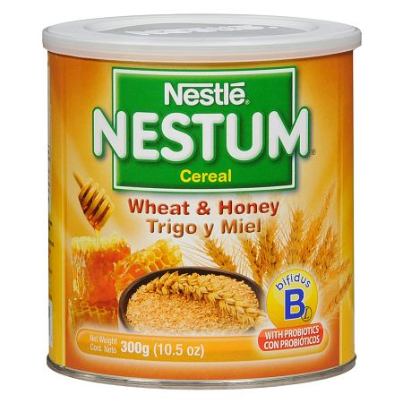 Nestle Nestum Cereal Wheat & Honey