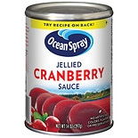 Ocean Spray Jellied Cranberry Sauce Cranberry