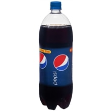 Pepsi Soda 1.5 Liter Bottle