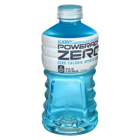 Powerade Zero Sports Drink Mixed Berry