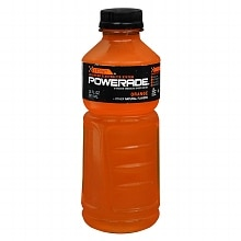 Powerade Ion4 Sports Drink 20 oz Bottle Orange