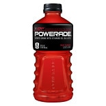 PowerAde Ion4 Sports Drink 32 oz Bottle Fruit Punch