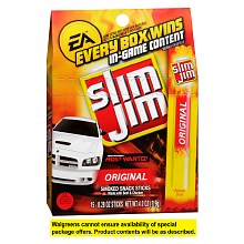 Slim Jim Smoked Snack Sticks 15 Pack Original