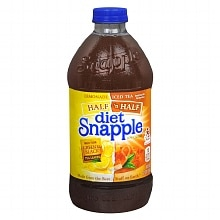 Snapple Juice Tea Drink Blend 64 oz Bottle Lemonade Iced Tea