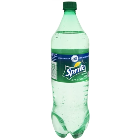 Sprite Soda Lemon-Lime