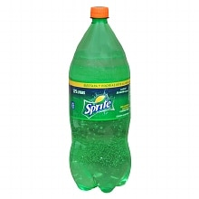 Sprite Soda 1.75 Liter Bottle Lemon-Lime