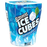 Hershey's Ice Cubes Sugar Free Gum Pieces Peppermint