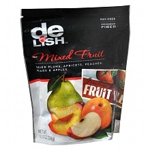 Good & Delish Dried Mixed Fruit