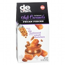 Good & Delish Old Fashioned Soft Caramels Candy Pecan