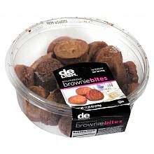 Good & Delish Scrumptious Brownie Bites