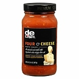 Good & Delish Pasta Sauce Four Cheese