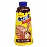 Nestle Nesquik Syrup Chocolate