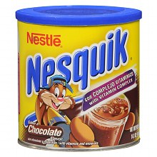 Nesquik Drink Mix Powder Chocolate