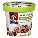 Real Medleys Oatmeal Apple Walnut