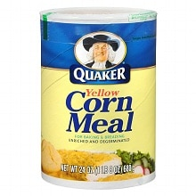 Quaker Corn Meal