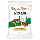 Russell Stover Sugar Free Dark Chocolate Pecan Delights Dark Chocolate Pecan Delights