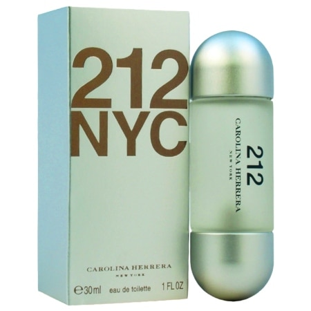 Eau de Toilette Natural Spray by Carolina Herrera 212 NYC