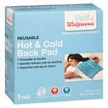 Walgreens Hot & Cold Back Pad