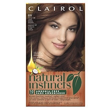 Clairol Natural Instincts Natural Instincts Haircolor Light Warm Brown 13B