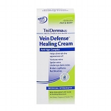 TriDerma MD Vein Defense Healing Cream