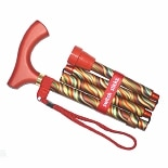 Switch Sticks Folding Walking Cane Carnival