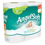 Angel Soft Bath Tissue, Double Rolls