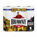 Paper Towels, Big Rolls, Pick-A-Size White