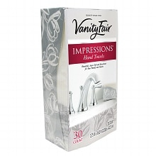 Vanity Fair Impressions Hand Towels