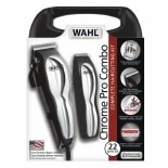 Wahl Chrome Pro Combo Haircutting Kit, Model 79520-3401