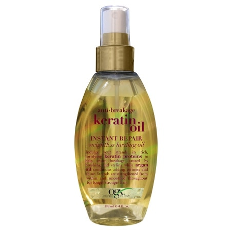 OGX Anti-Breakage Keratin Oil Instant Repair