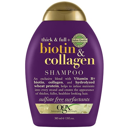 OGX Shampoo Biotin & Collagen
