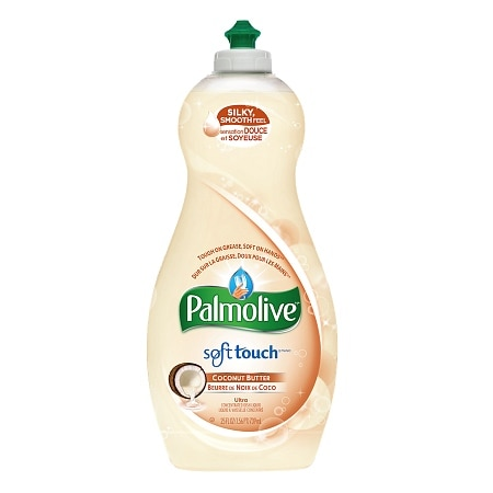 Palmolive Ultra Soft Touch Concentrated Dish Liquid Coconut Butter