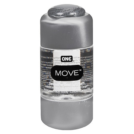 One Move Deluxe Personal Lubricant