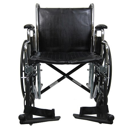 Karman 24in Seat Heavy Duty Wheelchair