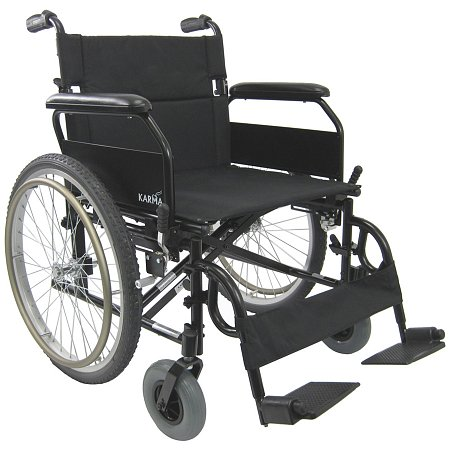 Karman 20in Seat Lightweight Heavy Duty Wheelchair