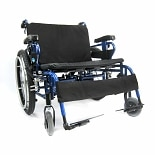 Karman 24in Seat Foldable Wheelchair