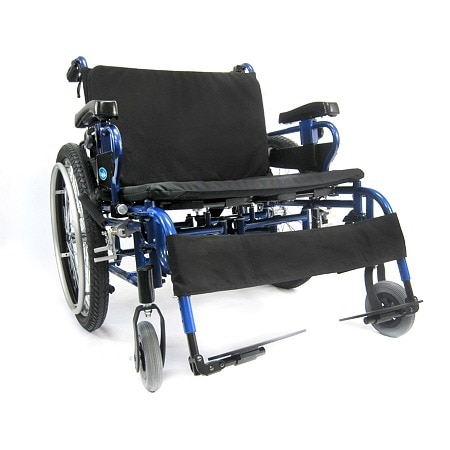Karman 26in Seat Foldable Wheelchair