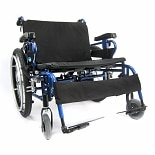 Karman 28in Seat Foldable Wheelchair