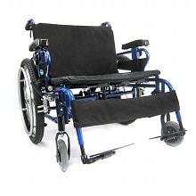 Karman 30in Seat Foldable Wheelchair