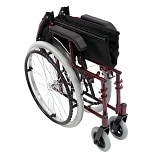 Karman 18in Seat Ultra Lightweigt Wheelchair Bergundy