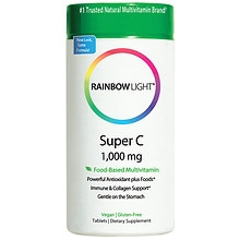 Rainbow Light Super Vitamin C 1,000mg, Tablets