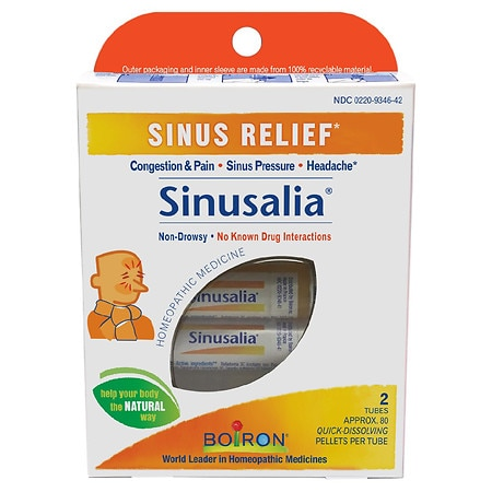 Sinus relief homeopathic