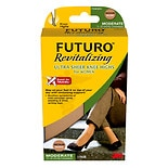 FUTURO Revitalizing Ultra Sheer Knee Highs for Women, Model 71061EN Large Nude