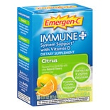 Emergen-C Immune + Travel Box Citrus